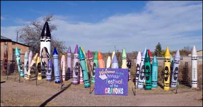 Festival of the Crayons